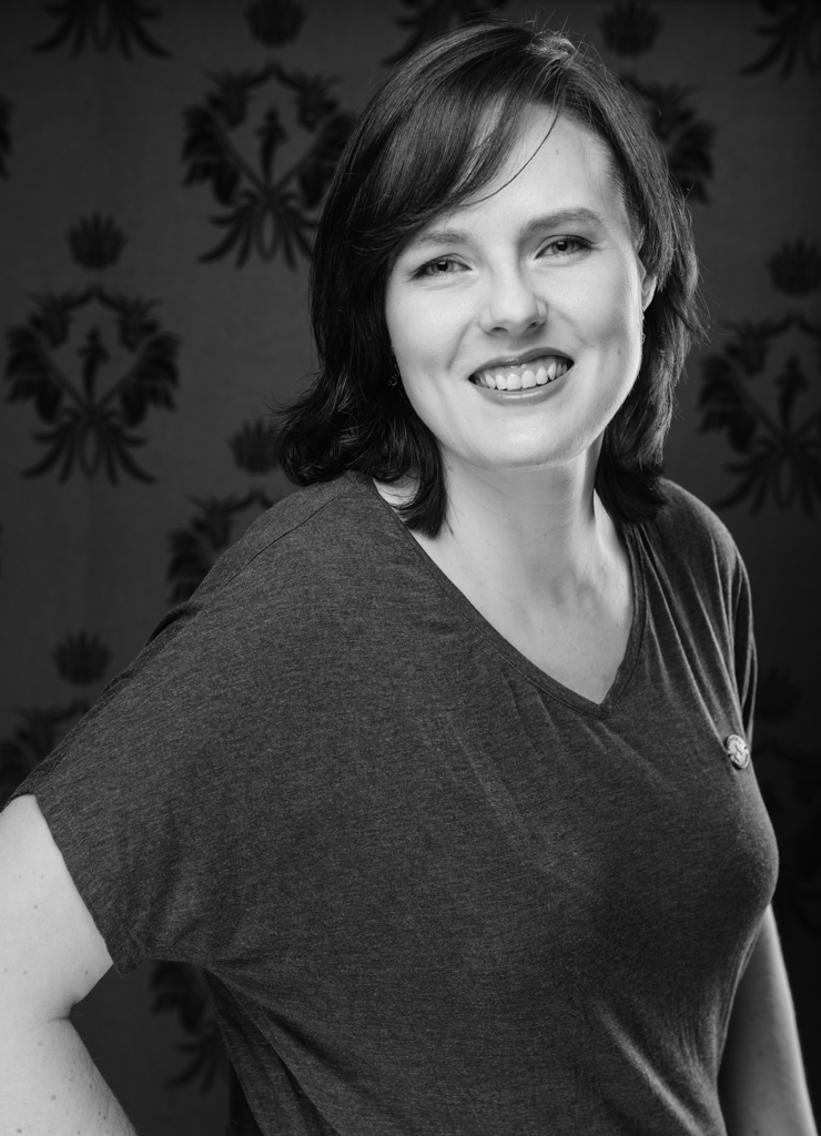 Adina Scharfenberg, Fotografin