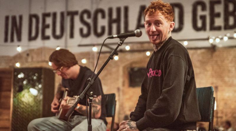 Frank Carter - BrewDog - Berlin [04.11.2019]