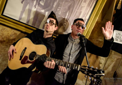 Anti Flag - Ramones Museum - Berlin [04.12.2019]