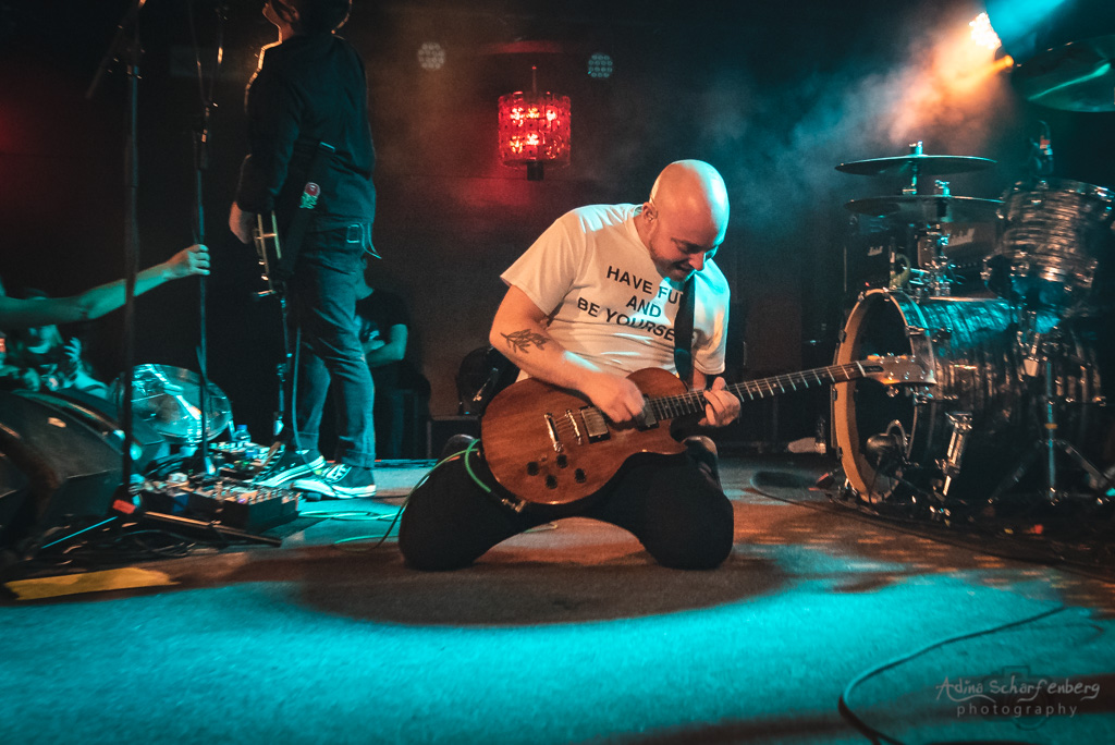 The Menzingers - Bi Nuu - Berlin [26.01.2020]